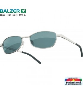 Metal Elegance Polarized Sunglasses