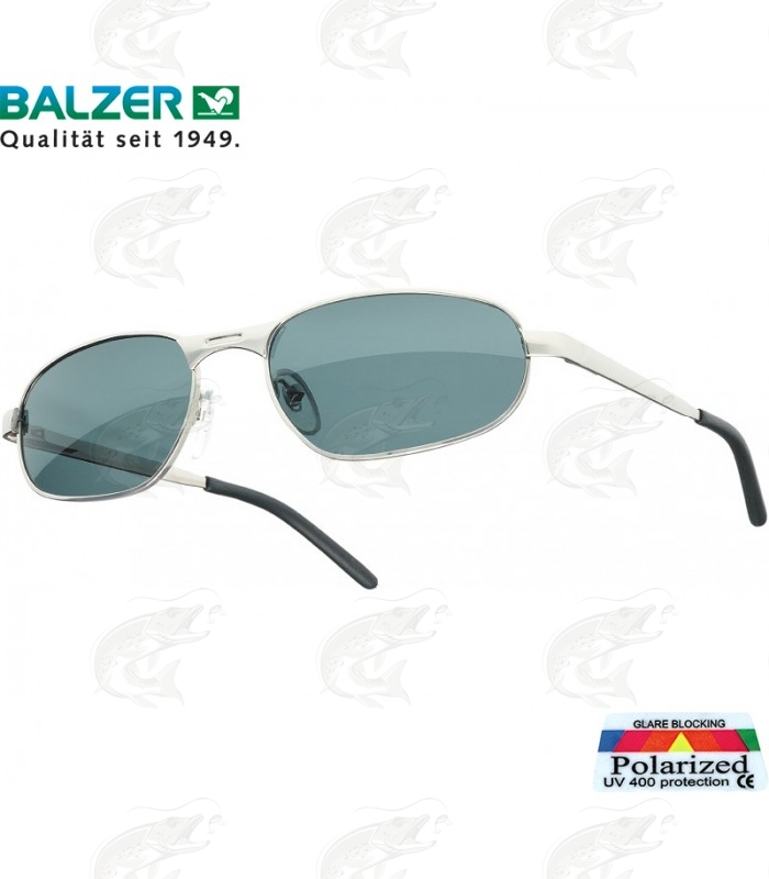 Metal Jet Polarized Sunglasses