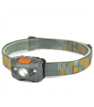 800 Lumens CREE R3 + 2 LED Headlamp