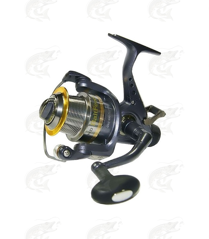 Salmo Diamond Baitfeeder 6 fishing reel