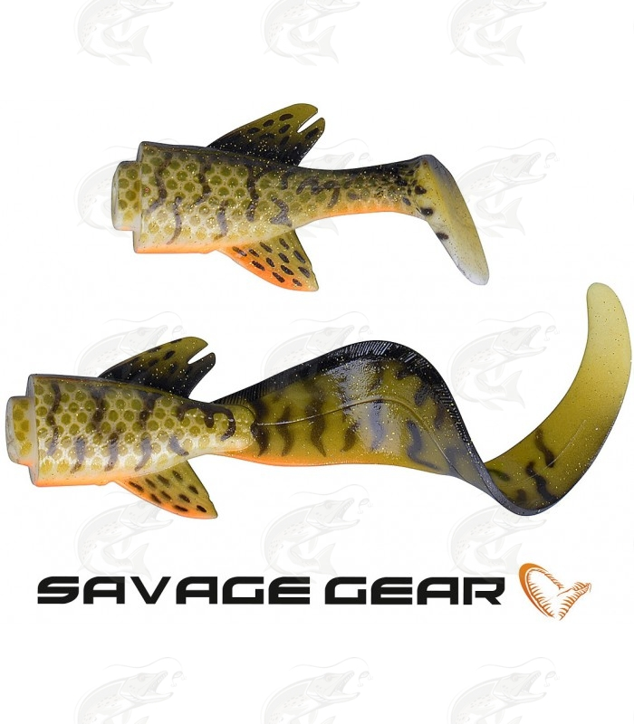 Savage Gear Hybrid Pike Spare Tails