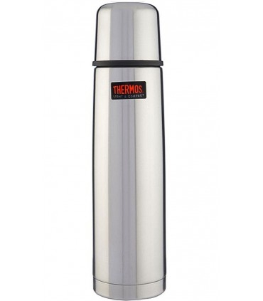 Vacuum Bottle THERMOS® Light and Compact Stainless 1 L