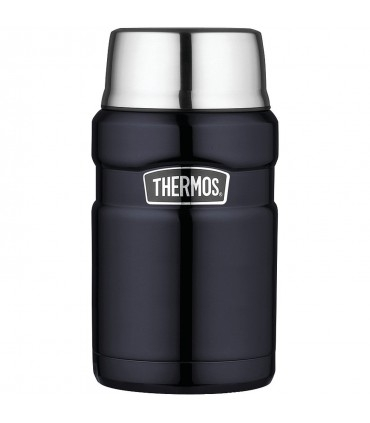 Vacuum Bottle THERMOS® Stainless King 0,7 L for food and drinks