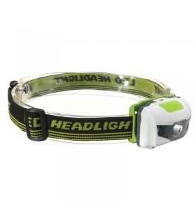 600 Lumens R3+2 LED Headlamp