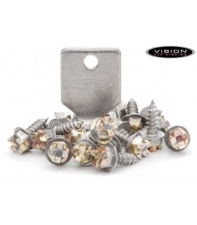 Studs for wading boots