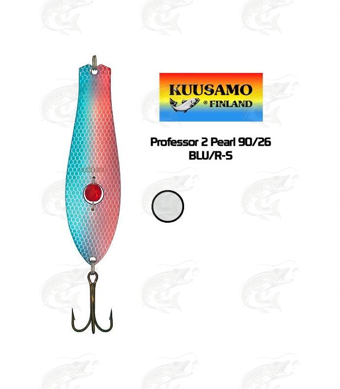Kuusamo Professor 2 (26g) | color BLU/R-S