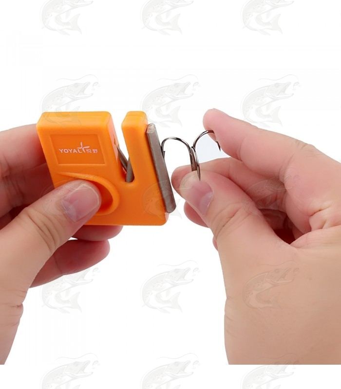 Mini Hook And Knife Sharpener