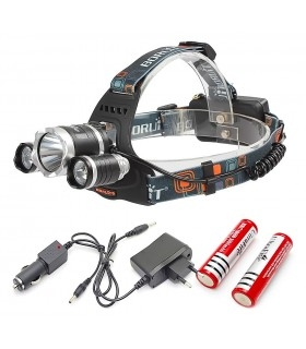 8000 LM LED Headlamp