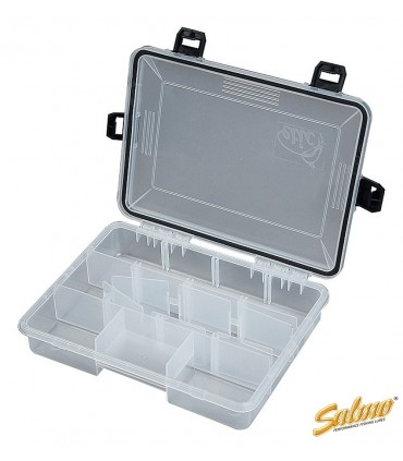 "Clear Utilty Box ""Salmo Waterproof"" 23x18x5 cm"