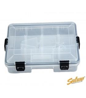 Clear Utilty Box Salmo Waterproof 23 x 18 x 5 cm