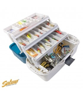 SALMO Three-Drawer Tackle Box