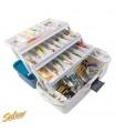 SALMO Three-Drawer Tackle Box