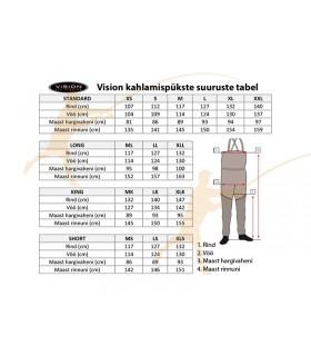 Vision Kura ULTRA waders