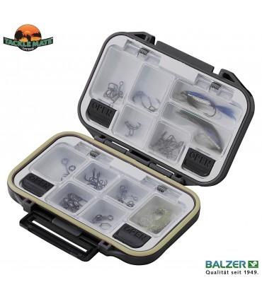 Balzer Tackle Mate Waterproof Utility Box 11,5 x 7,5 x 3,5 cm