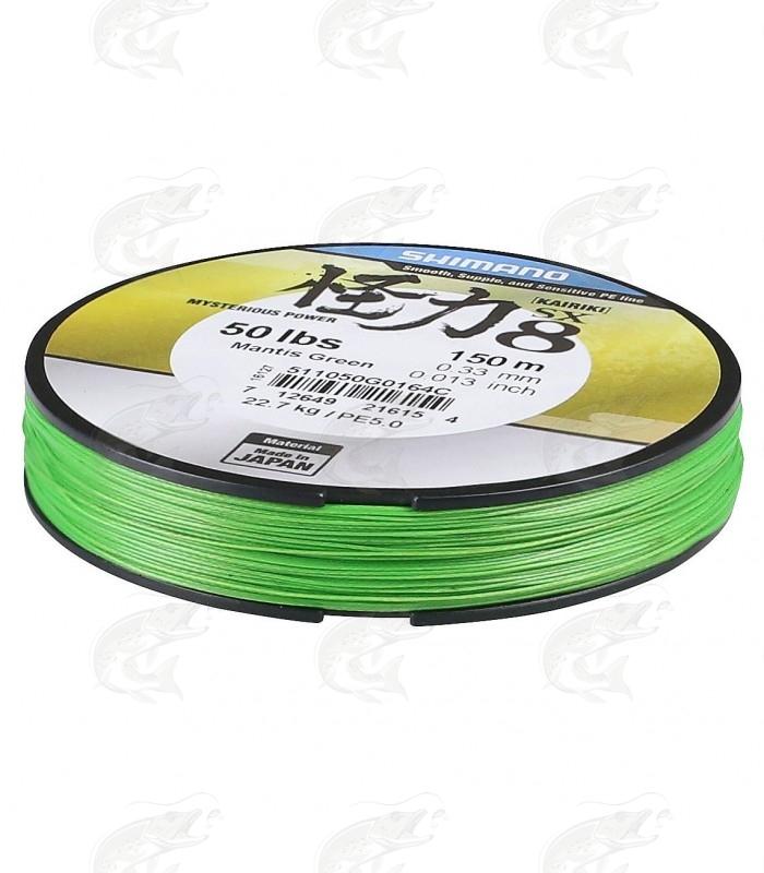 Shimano Kairiki SX8 | Mantis Green