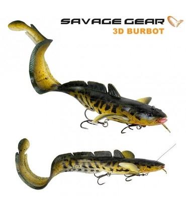 Savage Gear 3D Burbot