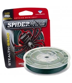 SpiderWire Stealth® braided line