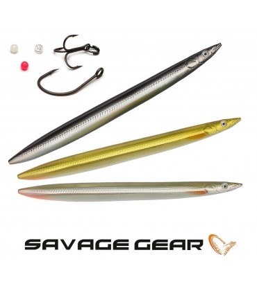 Savage Gear 3D Line Thru Sandeel
