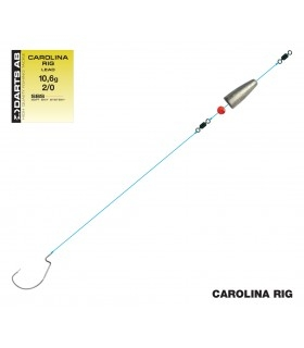 Darts Carolina Rig (Lead Bullet Weight)
