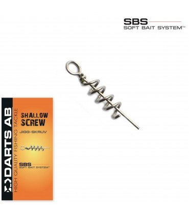 "Shallow Screw ""Darts"""