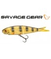 Savage Gear 4 Play Offset Treble Hook