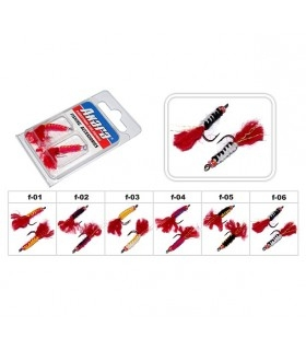 Jigs for Parnu Ice Fishing Kit