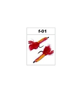 Jigs for Parnu Ice Fishing Kit | f-01