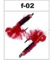 Jigs for Parnu Ice Fishing Kit | f-02