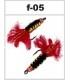Jigs for Parnu Ice Fishing Kit | f-05