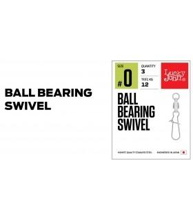 "Lucky John Pro ""Ball Bearing Swivel"""