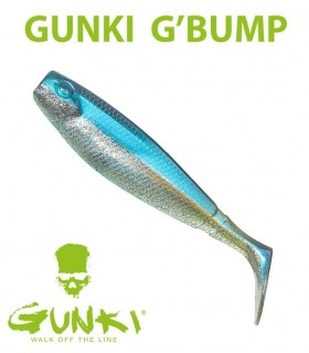 Gunki G'Bump | Blue Ice