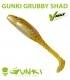 Gunki Grubby Shad | Brown Sugar