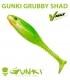 Gunki Grubby Shad | Hot Fire Tiger