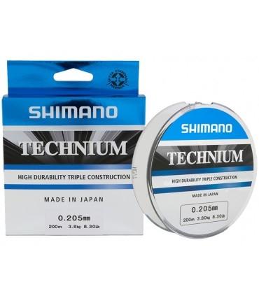 Shimano Technium monofilament line