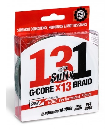 Sufix 131 Braided Line