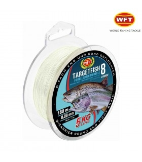 WFT Targetfish 8 Forelle / Sea Trout Braided Line