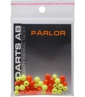 Darts Fluorescent Glass Bead Assortment