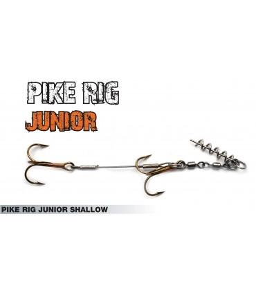 Darts Pike Rig Junior Shallow