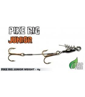 Darts Pike Rig Junior Weight