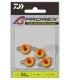 Daiwa Prorex TG Flexi Jig Head / Fluo-Orange