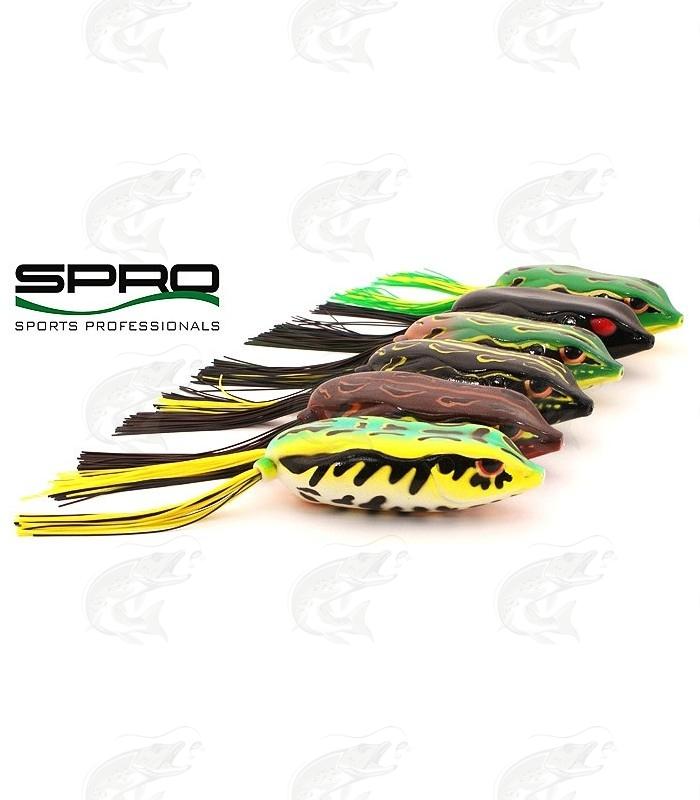 SPRO Bronzeye Frog