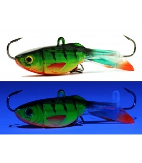 XP Baits Ice Jig Butterfly | 01 Perch