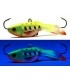 XP Baits Ice Jig Butterfly | 10 Yellow Trout