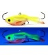 XP Baits Ice Jig Butterfly | 42 Yellow Scout