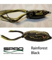 SPRO Bronzeye Frog / Rainforest Black