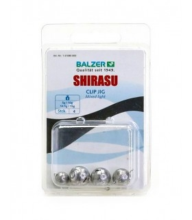 Balzer Cheburashka Jig Head Set