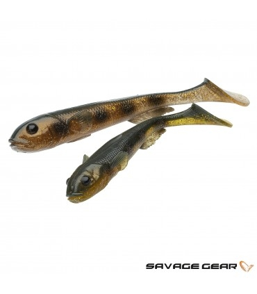 Savage Gear 3D Goby Shad