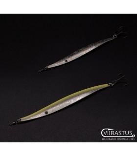 Viirastus Python handmade spoons for sea trout