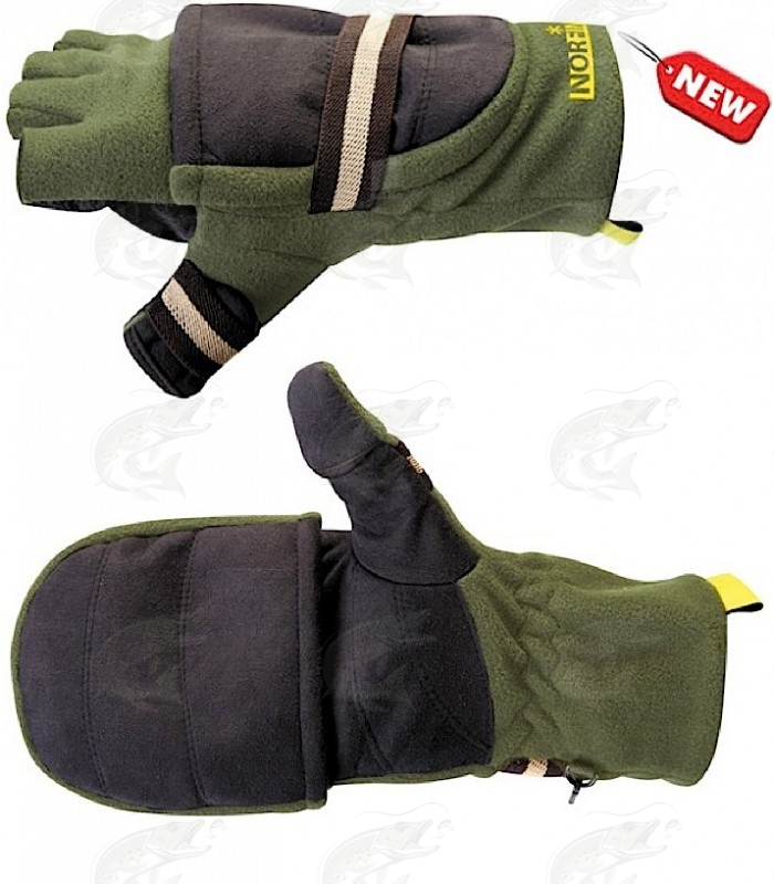 Ice Fishing Mittens-Gloves NORFIN