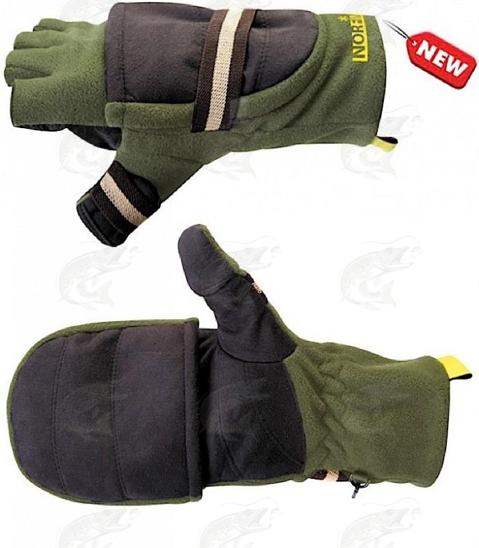 Ice Fishing Mittens-Gloves NORFIN